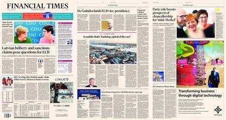 Financial Times Europe – 20 February 2018