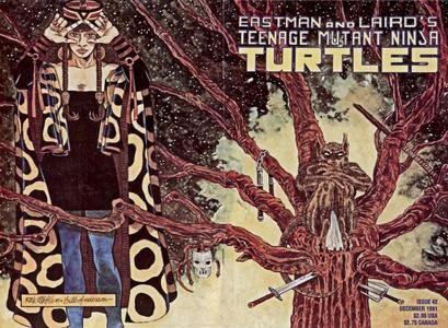 Teenage Mutant Ninja Turtles (Volumen 1) #42