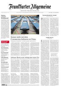 Frankfurter Allgemeine Zeitung - 1 Februar 2020