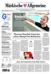 Neue Oranienburger Zeitung - 29. August 2018
