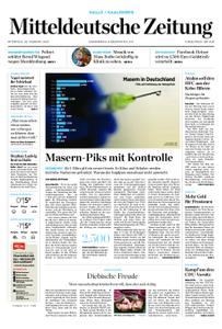 Mitteldeutsche Zeitung Zeitzer Zeitung – 26. Februar 2020