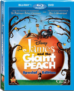 James And The Giant Peach (1996) [Reuploaded]