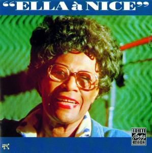 Ella Fitzgerald - Ella a Nice (1983) [Reissue 1990]