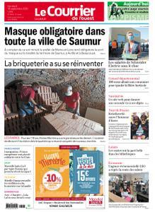 Le Courrier de l'Ouest Saumur – 18 septembre 2020