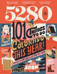 5280 Magazine - January 2021