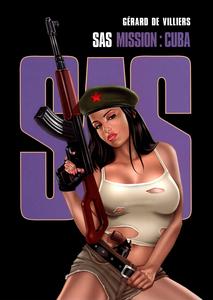 SAS - Tome 3 - Mission Cuba