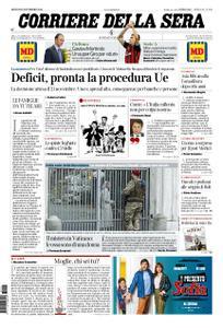 Corriere della Sera – 01 novembre 2018