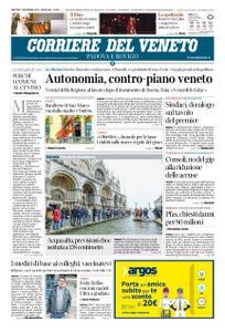 Corriere del Veneto Padova e Rovigo – 12 novembre 2019