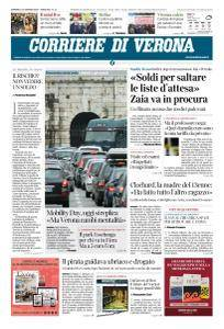 Corriere di Verona - 14 Gennaio 2018