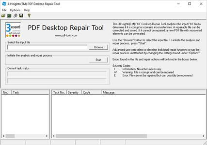 3-Heights PDF Desktop Repair Tool 4.12.26.7 (x64)