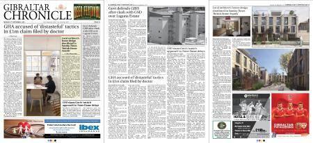 Gibraltar Chronicle – 03 September 2018