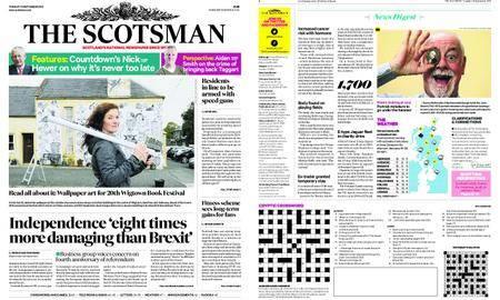 The Scotsman – September 18, 2018