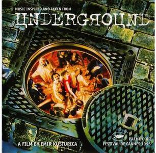 Goran Bregovic  - Underground. Soundtrack, 1995 г.