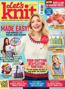 Let's Knit – September 2019
