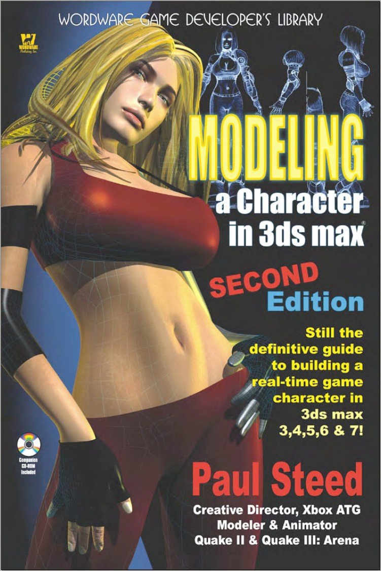 Modeling a Character in 3DS Max [By Paul Steed]