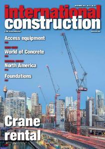 International Construction – December 2018