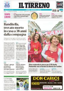 Il Tirreno Livorno - 26 Aprile 2019