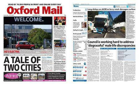 Oxford Mail – July 04, 2018