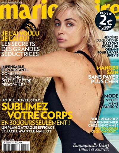 Marie Claire No.707 - Juillet 2011(France)