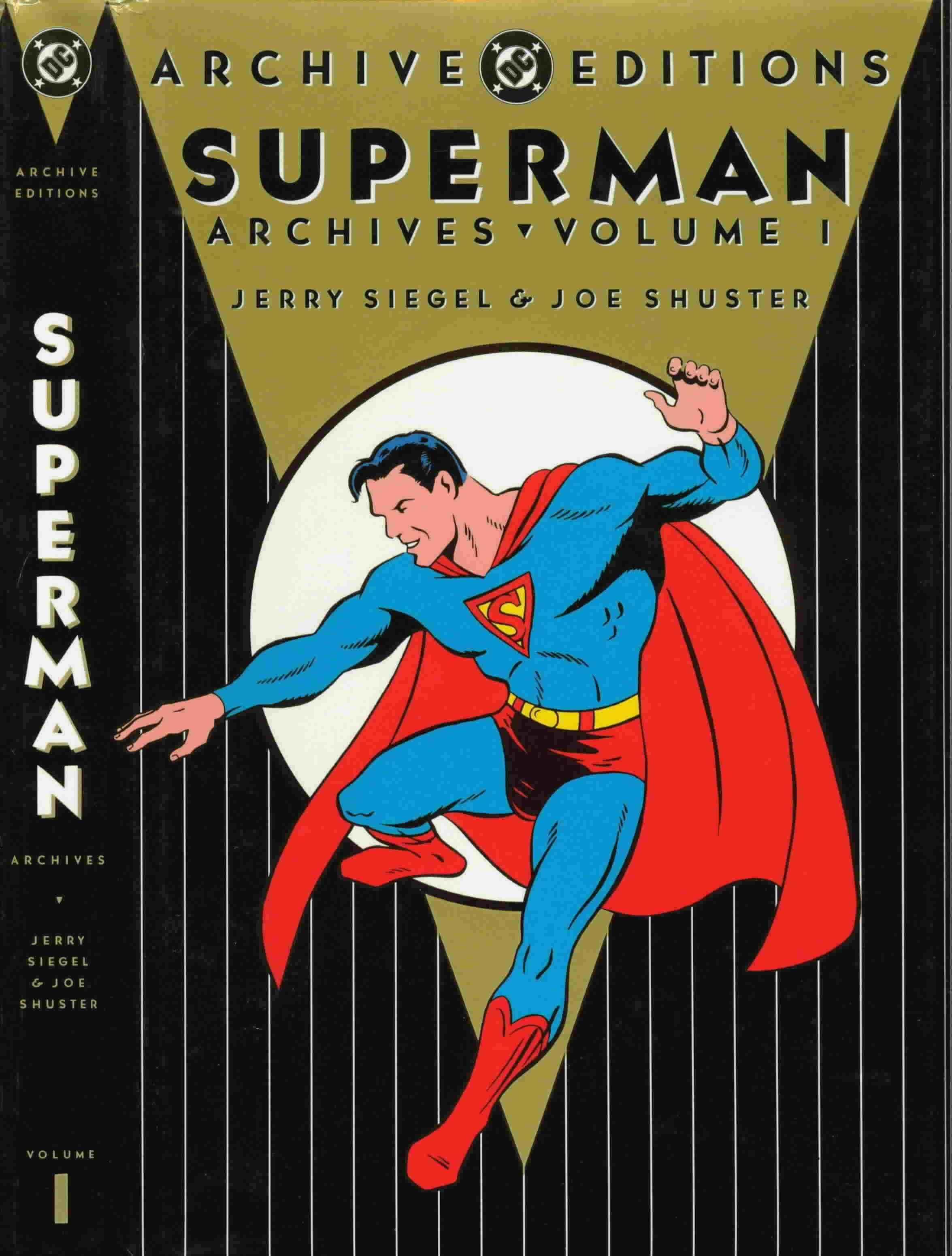 DC Archive Editions - Superman Vol  01