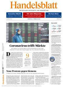 Handelsblatt - 4 Februar 2020