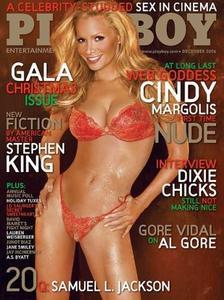 Playboy Magazine December 2007