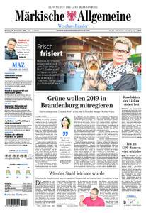 Märkische Allgemeine Westhavelländer - 26. November 2018