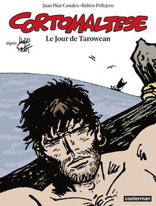 Corto Maltese - Tome 15 - Le Jour de Tarowean (Nouvelle Edition Couleur)