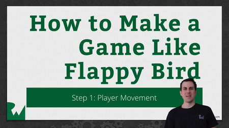 How To Make a Game Like Flappy Bird Series (Objective-C)