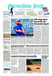 Oberhessische Presse Marburg/Ostkreis - 06. Juli 2018