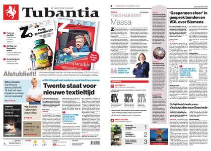 Tubantia - Enschede – 13 oktober 2018