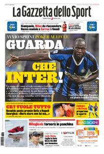 La Gazzetta dello Sport Roma – 27 agosto 2019