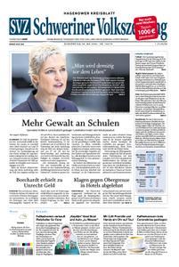 Schweriner Volkszeitung Hagenower Kreisblatt - 28. Mai 2020