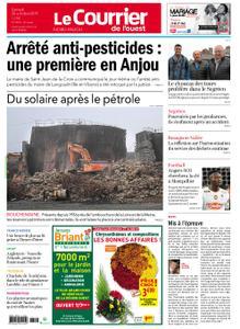 Le Courrier de l'Ouest Nord Anjou – 26 octobre 2019