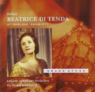 Richard Bonynge, Joan Sutherland,  Luciano Pavarotti - Bellini: Beatrice di Tenda [1992/1966]