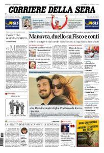 Corriere della Sera – 14 ottobre 2018