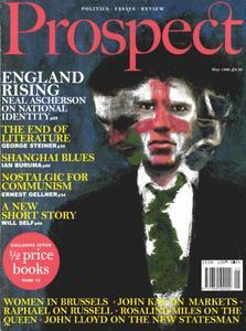 Prospect Magazine - May 1996
