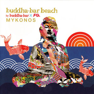 VA - Buddha-Bar Beach: Mykonos (2015)