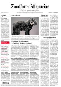 Frankfurter Allgemeine Zeitung F.A.Z. - 02. Februar 2019
