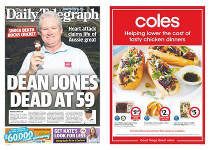 The Daily Telegraph (Sydney) – September 25, 2020