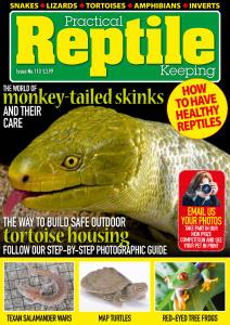 Practical Reptile Keeping - Issue 113 - April 2019
