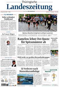 Thüringische Landeszeitung – 29. April 2019
