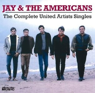 Jay and The Americans - The Completed United Artists Singles (3CD Box Set) (2009)