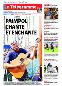 Le Télégramme Guingamp – 04 août 2019