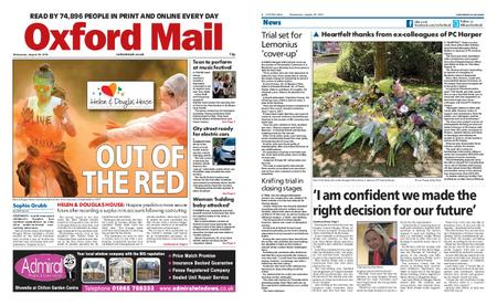 Oxford Mail – August 28, 2019