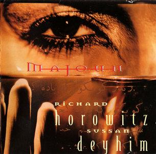 Richard Horowitz & Sussan Deyhim - Majoun (1997)