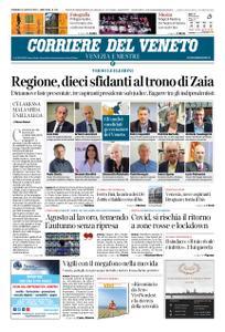 Corriere del Veneto Venezia e Mestre – 23 agosto 2020