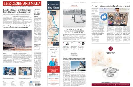 The Globe and Mail – February 07, 2020
