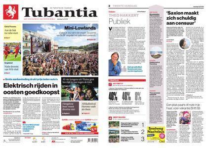Tubantia - Enschede – 09 juli 2018