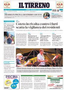 Il Tirreno Livorno - 5 Agosto 2019